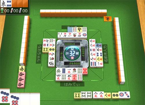 雀ナビ 麻雀オンライン 1日1ゲーム無料のオンライン麻雀ゲーム DMM