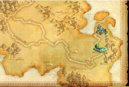 ログレスワールドマップ